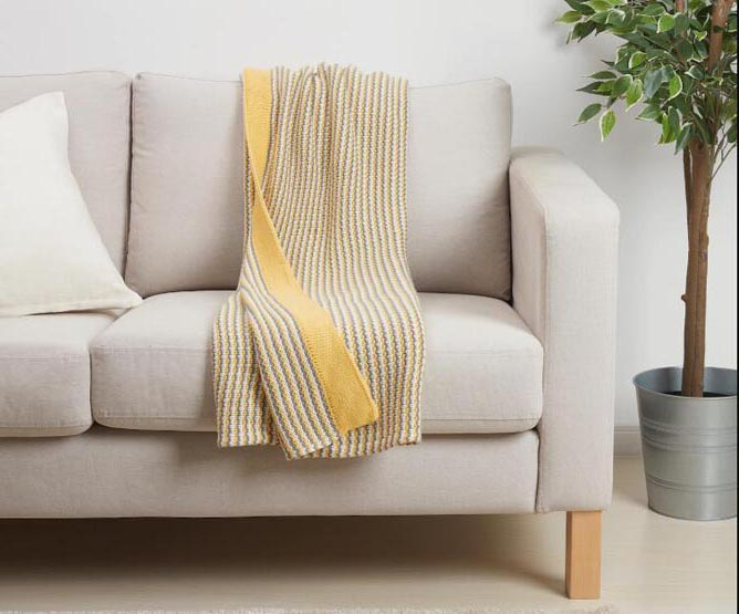 GIMGOH+ TEXTILES Home Textiles Blankets & throws